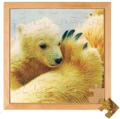 Polar Bear 36pc - Photo Puzzle