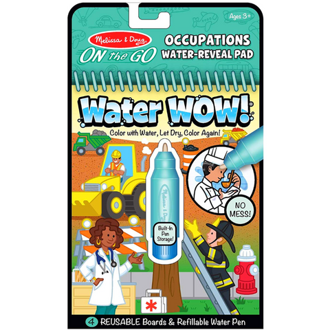 Occupations Water Reveal Pad