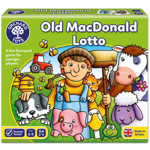 Old MacDonald Lotto