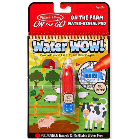 On the Farm Water Reveal Pad