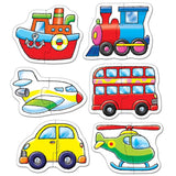 Transport Jigsaw Puzzles - 2 Pieces