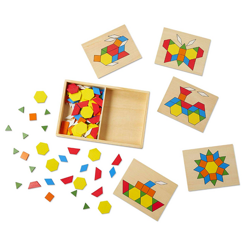 Pattern Blocks & Boards