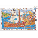 Pirate Observation Puzzle - 100 Pieces
