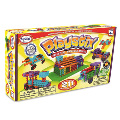 Playstix - Deluxe 211 Piece Set