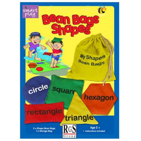Bean Bags - Shapes