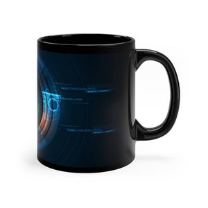 Ethereum Black mug 11oz - 11oz - Mug