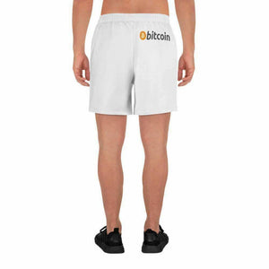 Men's Athletic Long Bitcoin Shorts - short
