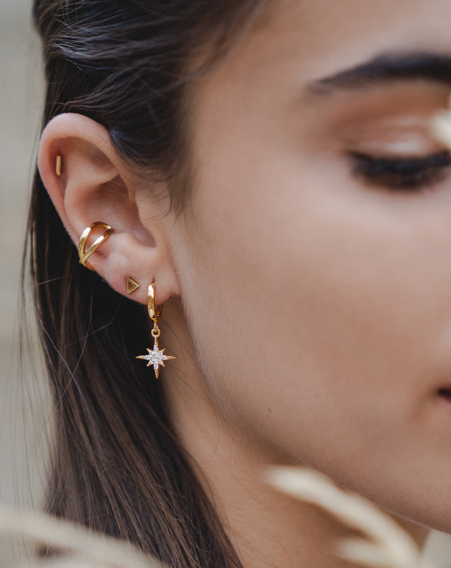 Time Out Ear Cuff