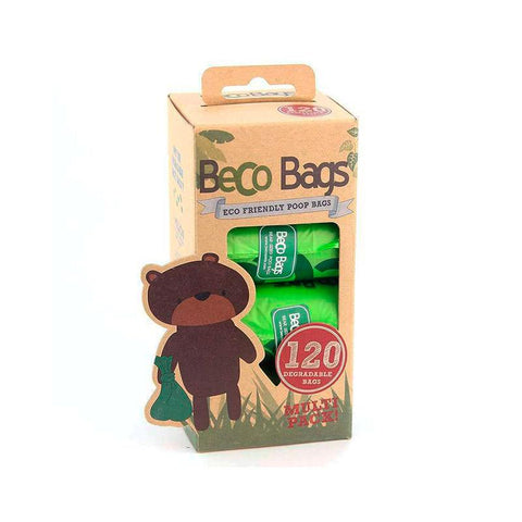 BECO Ecological Poop Bags x120