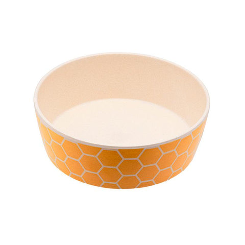 Beco Bowl Honeycomb dog