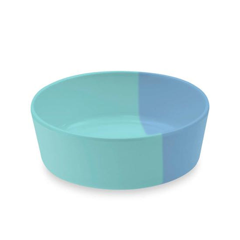 Dog Bowl Dual Blue