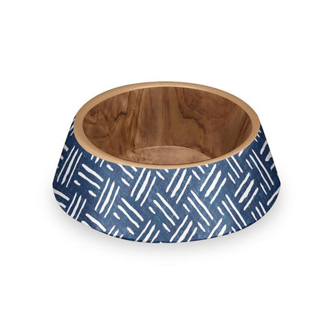 Bowl for Dog Indigo