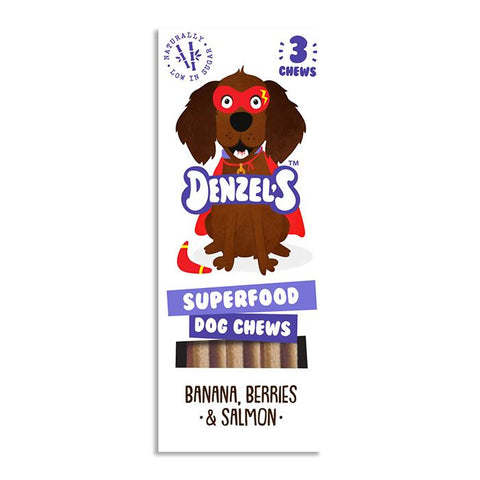 Denzel´s Superfood barritas Dog Chews