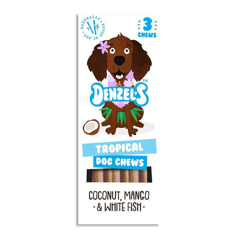 Denzel´s Tropical Dog Chews