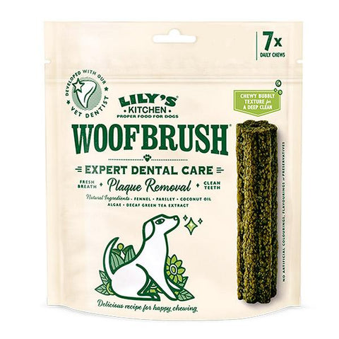 lily´s kitchen Woofbrush dental stick
