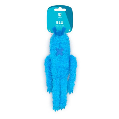 Zee.Dog Monsterz Blu Dog Toy