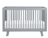 babyletto grey crib hudson