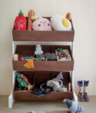 oeuf toy store  books and toys modern storage wood  kids furniture