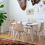 oeuf play table & play chairs