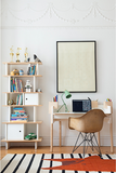 oeuf vertical library and brooklyn desk