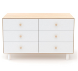 Oeuf Fawn 6-Drawer Dresser (2 color options)