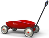 Classic Red Wagon by Baghera