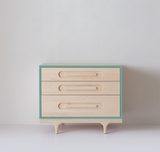 kalon studios dresser maple wood and color quality wood dresser