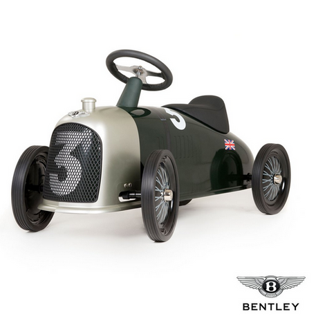 Baghera metal Bentley Ride on Toy kids