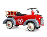 baghera speedster fireman ride on toy