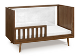 ubabub nifty crib with toddler bed conversion kit mod style nursery baby