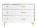 babyletto lolly 6 drawer dresser