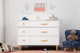 Lolly 6-Drawer Dresser OUT OF STOCK