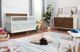 Babyletto Palma crib and palma dresser
