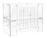 nurseryworks vetro mini crib