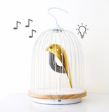 bird cage JinGoo Bluetooth Speaker + Light