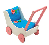 dolly stroller toy stroller haba wooden