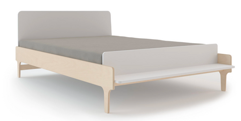 modern kids bed in full size