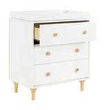 lolly dresser babyletto 3 white