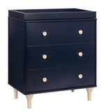 Lolly 3-drawer dresser changer