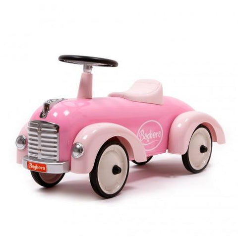 pink ride on toy
