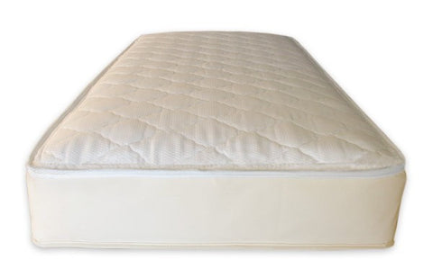 Naturepedic 2 in 1 Organic Ultra Quilted (Twin,Trundle, Full)