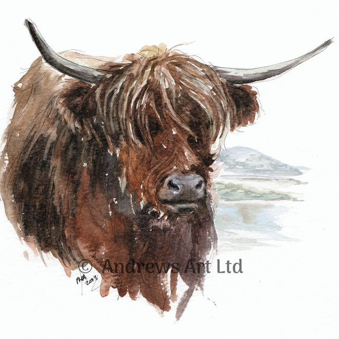Highland Cattle Giftware