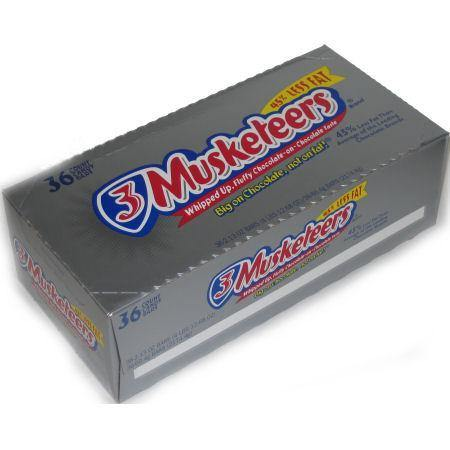 3 musketeer bar