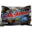 3 Musketeers Fun Size Halloween Candy