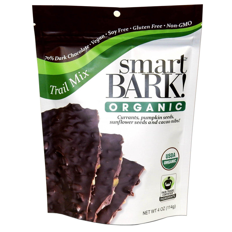 smartBark! Organic Vegan Trail Mix