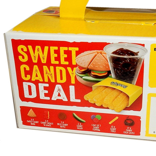 Sweet Deal Candy Meal