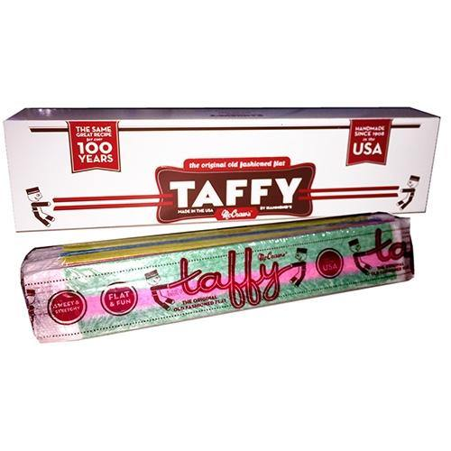old fashion flat taffy