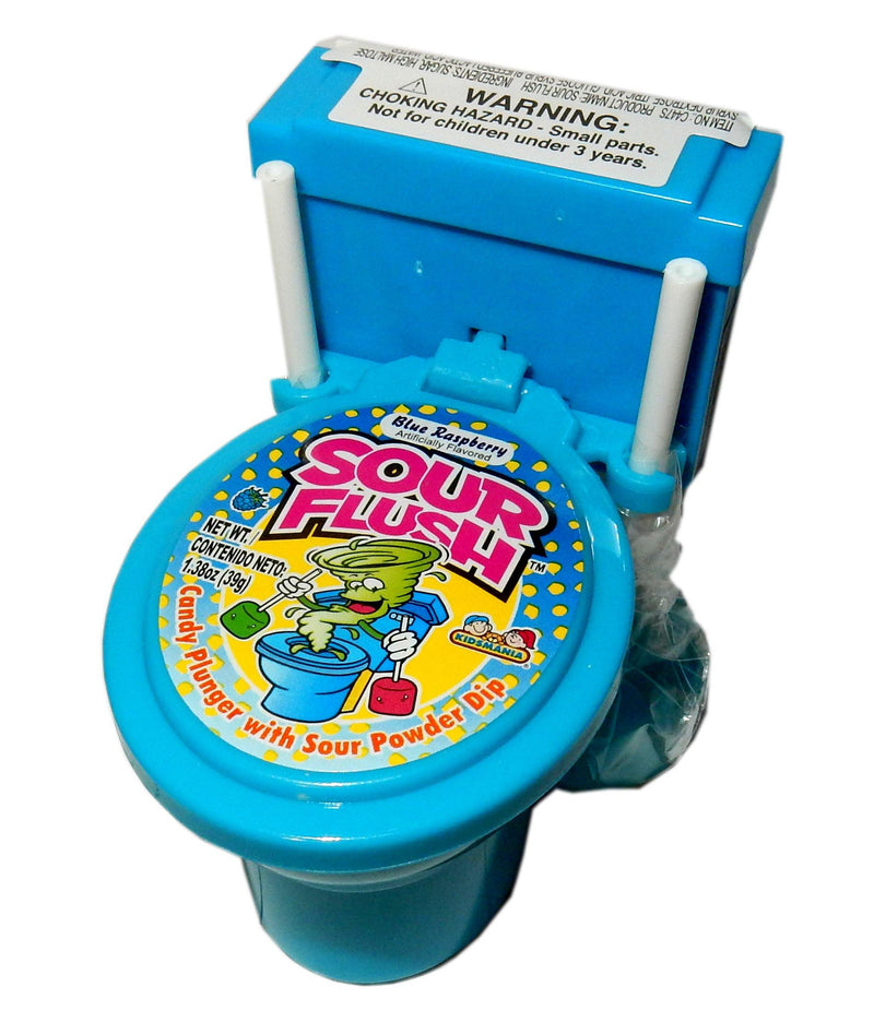 Sour Flush Candy Toilets