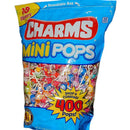Charms Mini Pops - 400 count bag