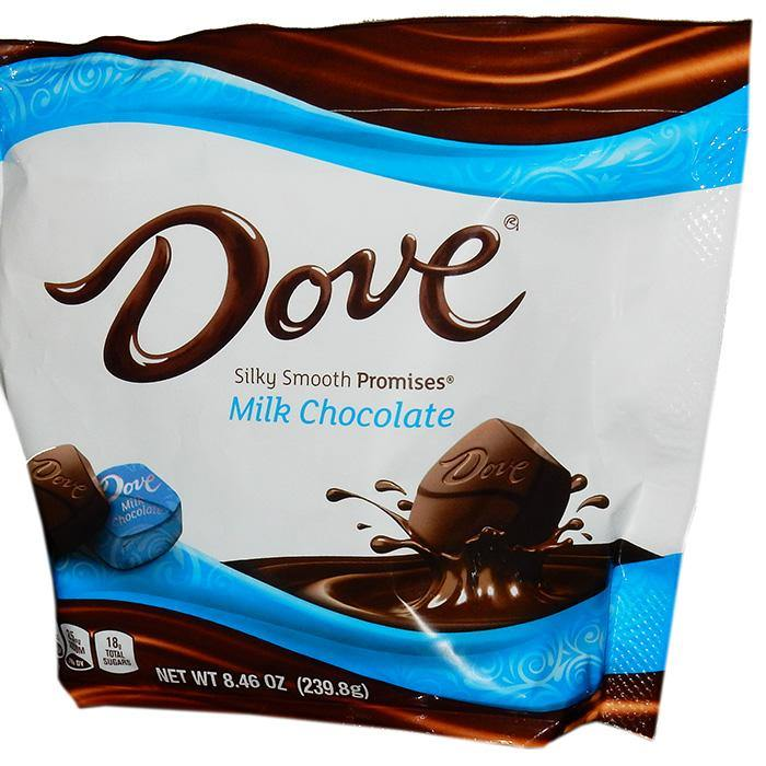 Dove Milk Chocolate Promises - 8.46 oz bag